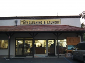 Police search an Atascadero dry cleaners for drugs