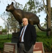 Cuesta College President Dave Pelham