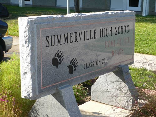 299235-BID-summerville-high-school-sign-1