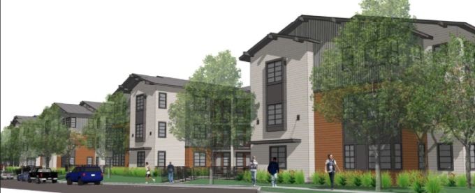 The Nonprofit Housing Authority Of San Luis Obispo Has Closed Escrow On A  Vacant Lot And Plans To Build 46 Apartment Units On The Property.