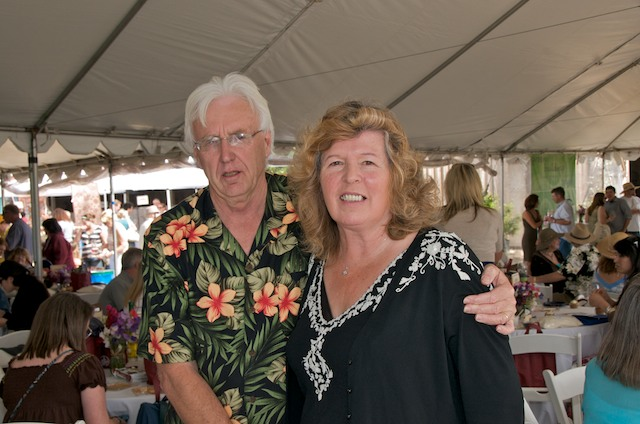 Bill and Eleanor Seavey