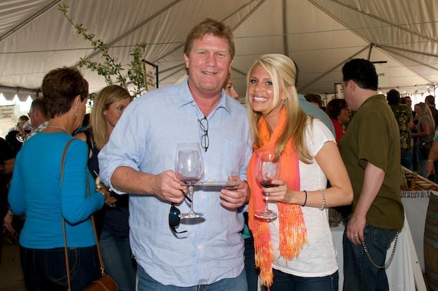 Bill Wighton and Brooke Whighton