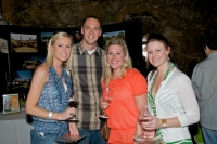 Carly Cooksey, Trevor Marks, Kelli Kimball and Jamie Kelton