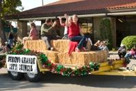 "Grover Beach Holiday Parade, ""Magical Holiday Memories""."