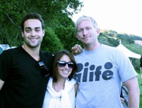 Jordan Wells, Wendy Darling, & Ryan Freel