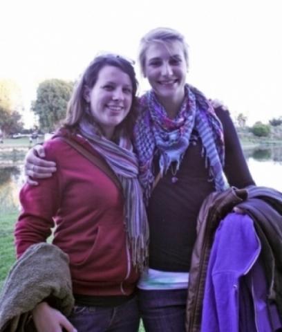 Allie Howell & Laura Howell