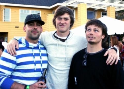 Pete, Evan & Josh
