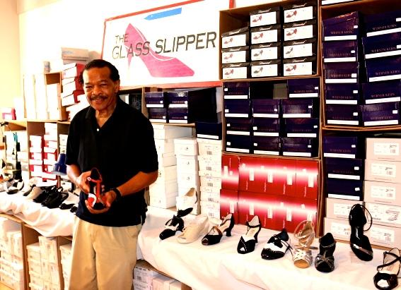 The Shoe Man