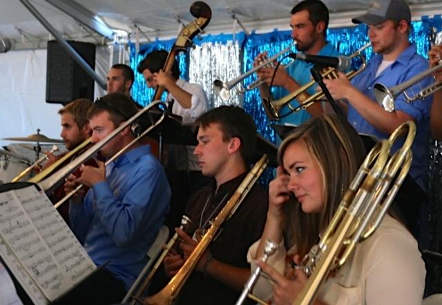 Cal Poly Jazz Band