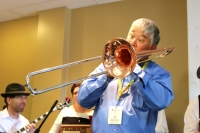 Trumpet Solo - The Creole Syncapators