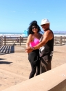 Dancing in the Pismo Beach Sun!