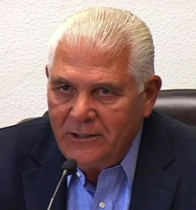 Ex-mayor Tony Ferrara
