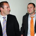 Josh and Jeremy Pemberton, photo by Noozhawk