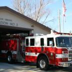 SLO fire truck
