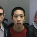 Jonathan Tieu, Hossein Nayeri and Bac Duong