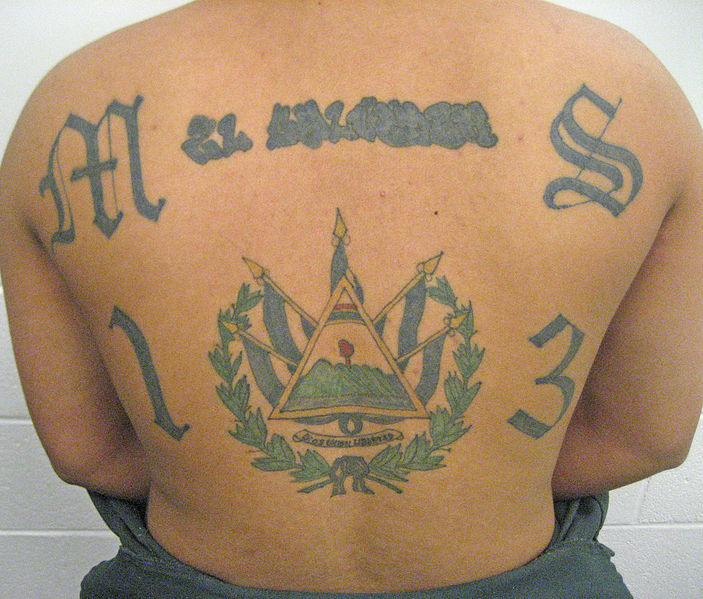 Aryan Brotherhood Gang Signs