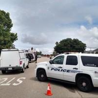 Grover Beach Police hazmat