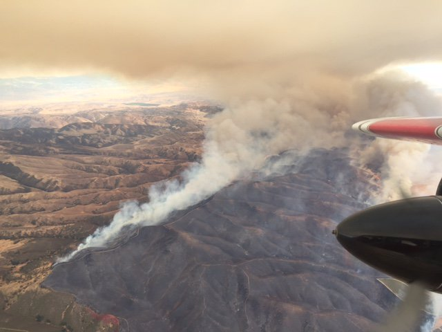central coast fires - photo #7