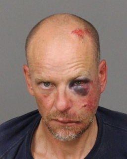 Slo Bicycle Thief Gets A Black Eye Trip To Jail