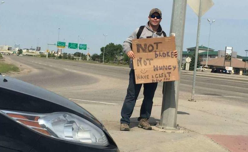 Officers Pose As Homeless People To Entrap Unsuspecting