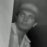 A photo of Levi Mattson caught on a security camera in May