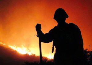 Chimney Fire 12