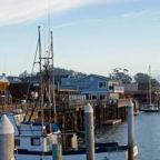 Morro Bay waterfront