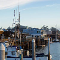 Morro Bay waterfront