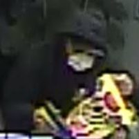 Photo of robber at Spyglass Inn in Pismo Beach