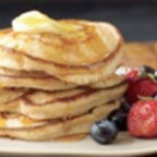 Wheat Pancakes w Orange