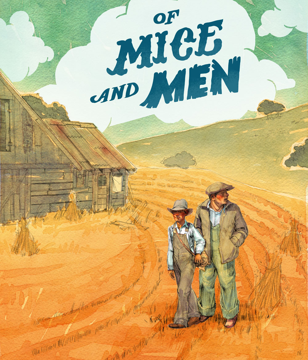 of mice and men front cover