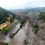 Flooding at Sycamore Mineral Springs Resort