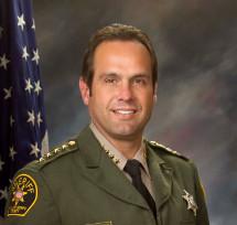 Sheriff Ian Parkinson
