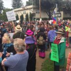 SLO Womans march