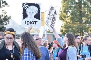 Milo protest 6
