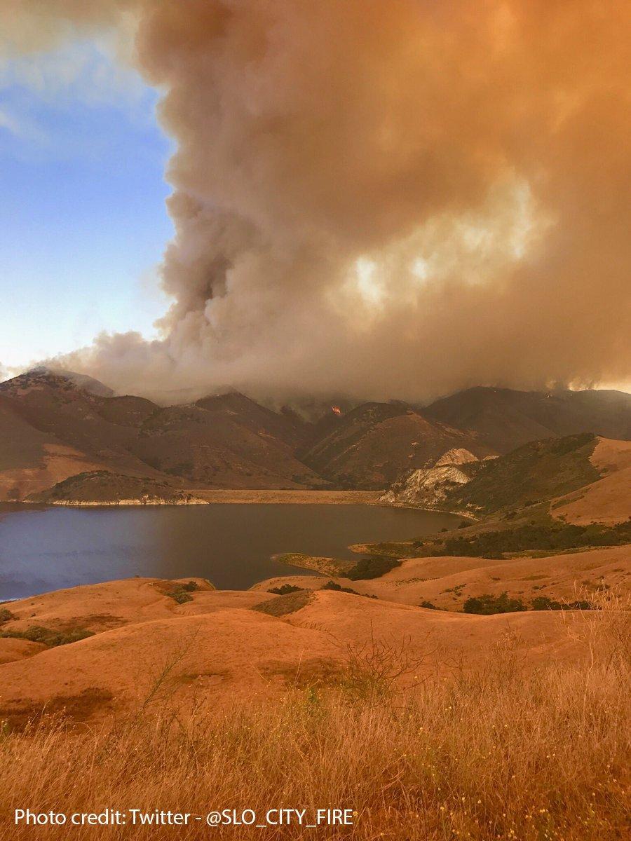 central coast fires - photo #11
