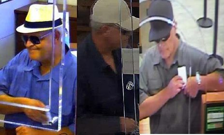 Santa Maria bandit sought for nine bank robberies
