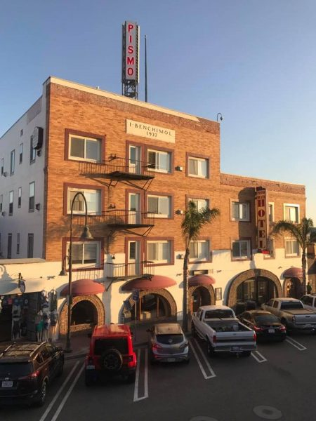 Child Injured In Fall From Pismo Beach Hotel Window