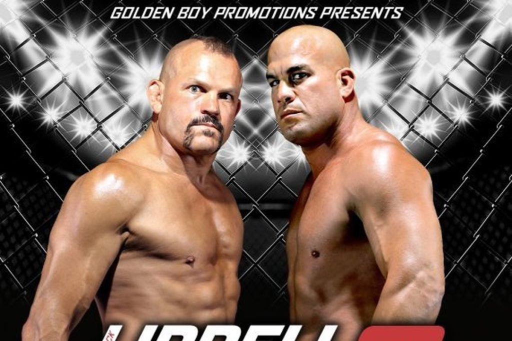 Tito Ortiz Announced Retirement Following A Brutal KO Win Over Chuck Liddell