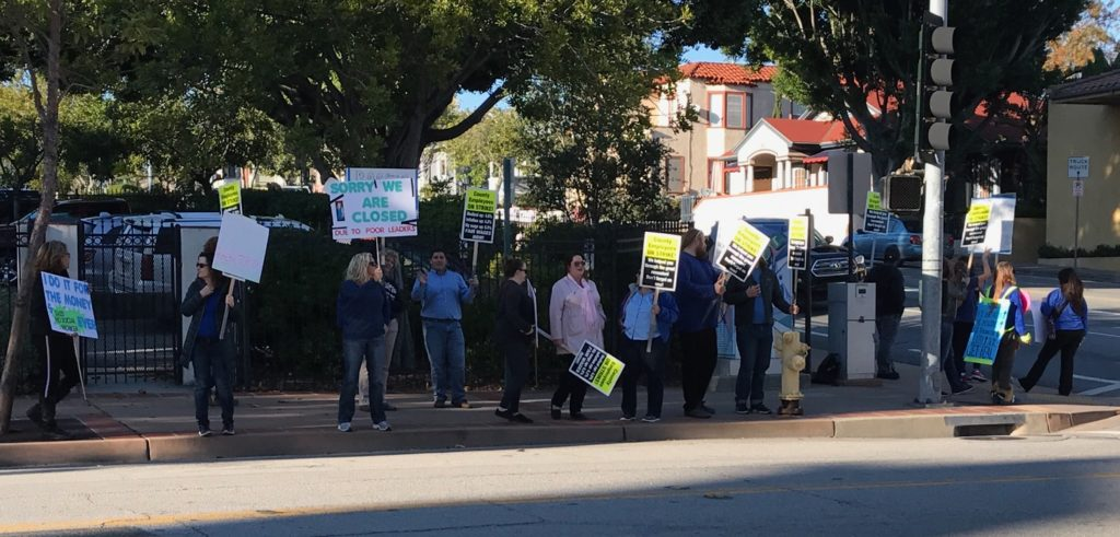 Strike Ends San Luis Obispo County Signals Fiscal Troubles Ahead