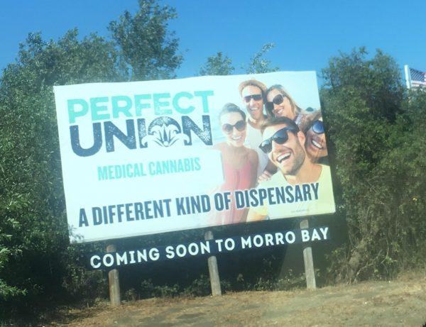 Suit challenges cannabis bureau over marijuana billboards