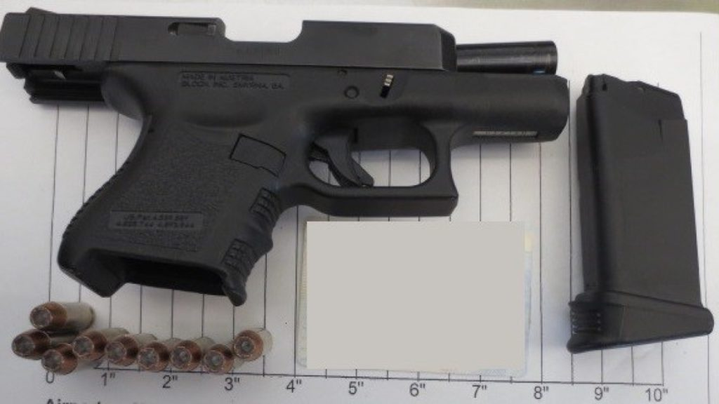 Man attempts to take a loaded gun on a plane leaving SLO
